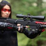 大気戦争アクション映画「山猫は眠らない」シリーズの第8作目に、秋元才加が出演! ハリウッド映画デビューを果たす