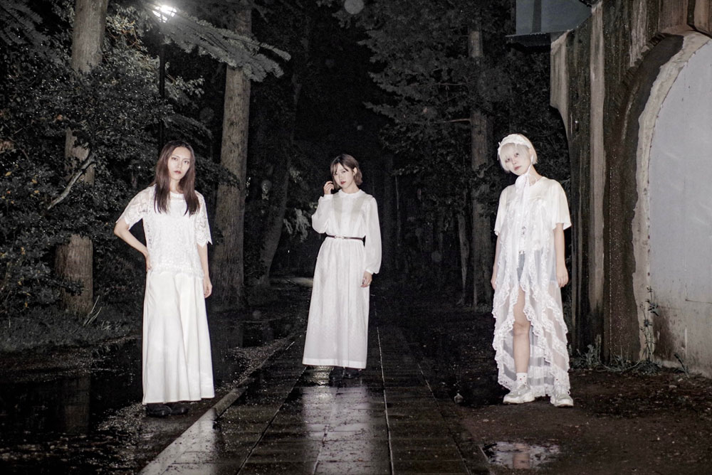元 NECRONOMIDOLの「柿崎李咲」「今泉怜」「みしぇる」らが、新プロジェクトをスタート。柿崎&今泉は新ユニットを結成!