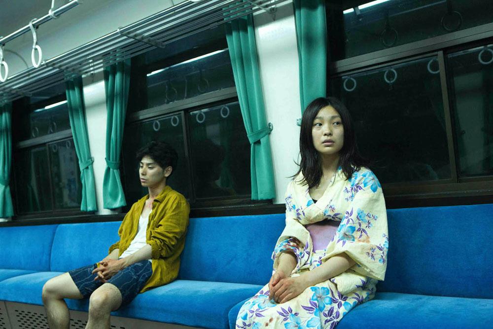 「村上虹郎」&「芋生悠」を主演に迎え、若い男女の切ない逃避行を描く映画『ソワレ』、8月28日に公開決定