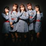 「ROSARIO+CROSS」、新体制初ワンマン公演で見せた、終わらない青春物語!!!!!