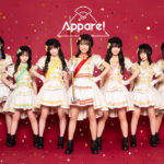 「Appare!」、新体制初のツアーを発表! HoneyWorks楽曲提供による新曲を披露! ファイナルはZepp DiverCity Tokyo