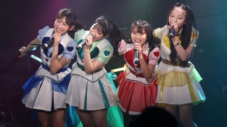 「CRAYONS」、今月2度目の有観客ライブは大盛り上がり。そして12月にメンバー全員グループからの卒業を発表