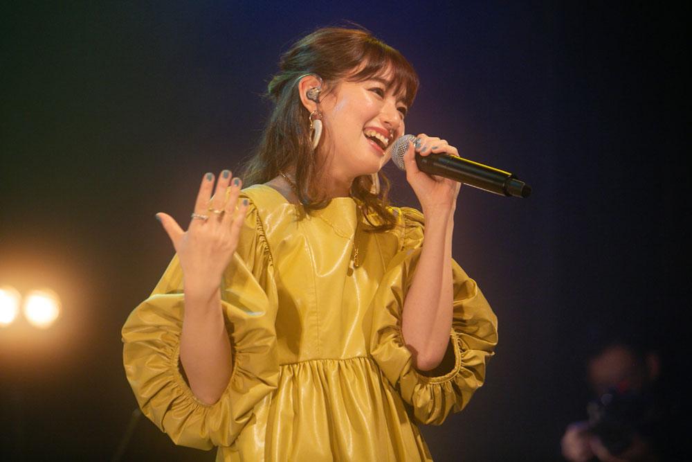 「武藤彩未」、約1年ぶりの有観客配信ライブ開催! 新曲『ベティ』MVも公開!
