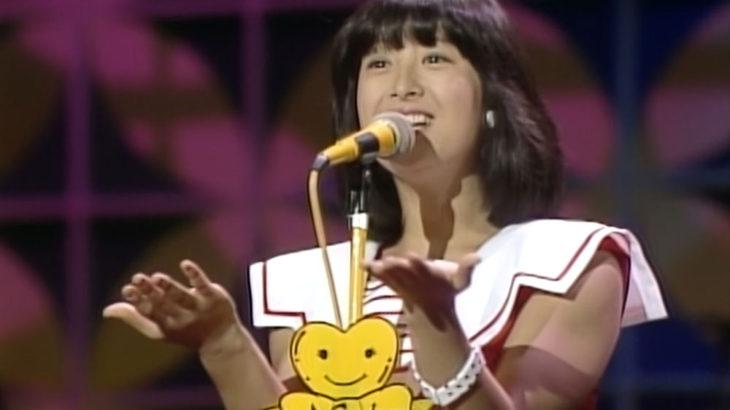 80年代トップアイドル「河合奈保子」、テレビでの歌唱シーン満載のDVD-BOXが発売!