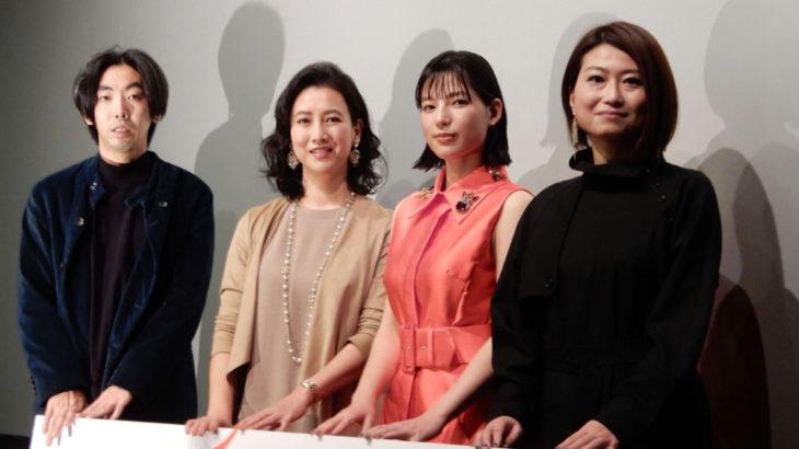ミステリー映画『記憶の技法』が、遂に公開。主役「石井杏奈」は、「主人公の抱えているもの、経験したことが、自分の頭の中にいっぱいいっぱいになってしまった」