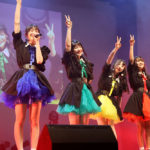「CRAYONS」、卒業ライブの1部を賑やかに開催。「N☆RNiR」も5年ぶりに復帰!