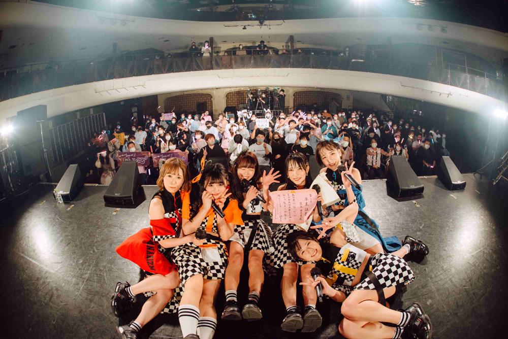 JAPANARIZM「髙木由莉愛」卒業公演を開催。「私はJAPANARIZMってユニットにいれて、本当に幸せでした」