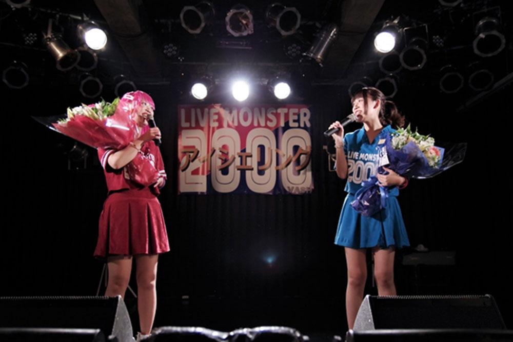 「アイシェリング」がついに通算2000本ライブを達成! 有線でライブハウスのチャリティーソングがプチブレイク中、年間300本ライブ、結成6年半の姉妹ユニットの底力を見た