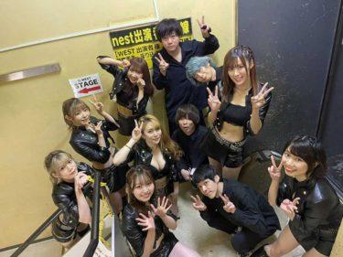 「CANDY GO! GO!」の生きざまを示した圧巻の主催公演。この気迫と熱気は4月8日の恵比寿LIQUIDROOMワンマン公演へ繋いでいく!!