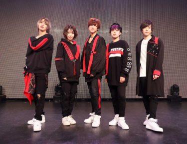 男女5人組のダンス&ボーカルユニット「LUNA∞SOL」がデビューライブを敢行! 「本格的なダンスパフォーマンスをお見せするグループにしたいです」(MIZ)
