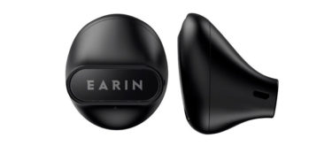 EARINから、さらに小型・軽量化を実現した完全ワイヤレスイヤホン「A-3」が、5月末に発売