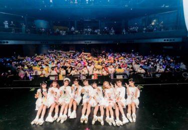 """「JamsCollection」、全国ツアー、Zepp Hanedaにて2ndワンマンLIVE開催を発表!! 快進撃を続ける""""新勢力""""王道アイドルが見せた、勢いを確かな形にする1stワンマンLIVEのステージ!!"""