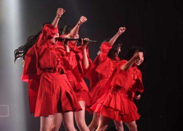 「九州女子翼」、「Girl'sBomb!! ~COAST感謝祭~」に出演。メインステージで白熱のパフォーマンス